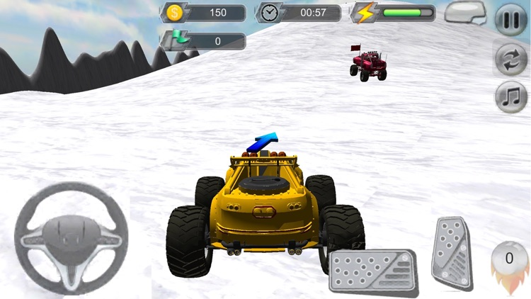 4x4 monster truck off road Furious Extreme Racing screenshot-4