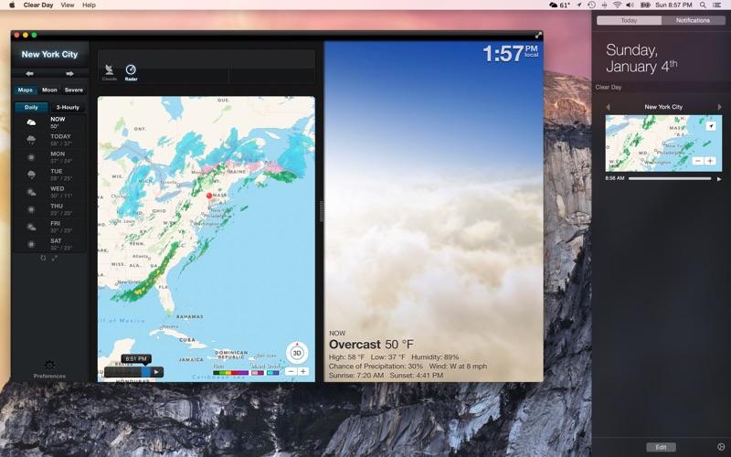 La météo comme vous ne l'avez jamais vue sur votre Mac-capture-3