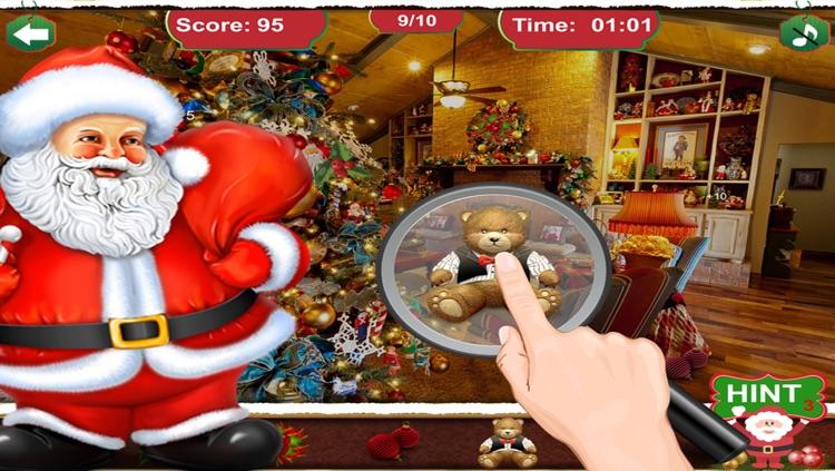Christmas Hidden Objects Games