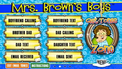 Mrs. Brown's Boys App screenshot one