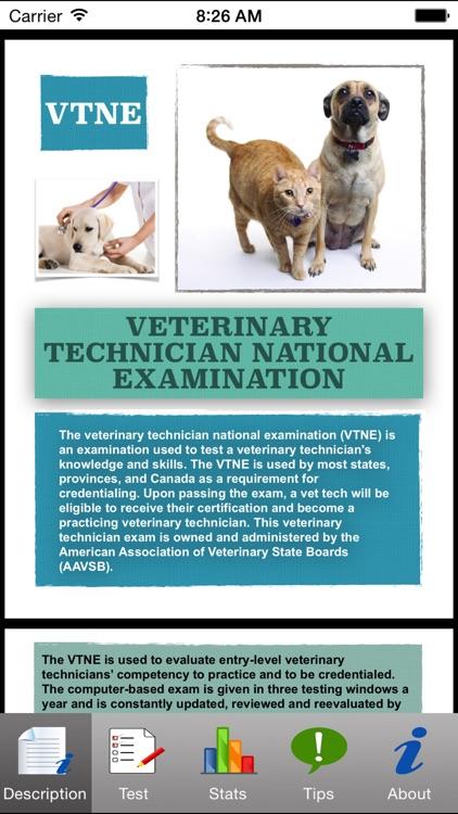 VTNE Tests