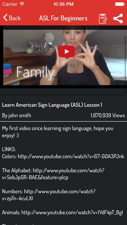 Sign Language Guide - Best Video Guide