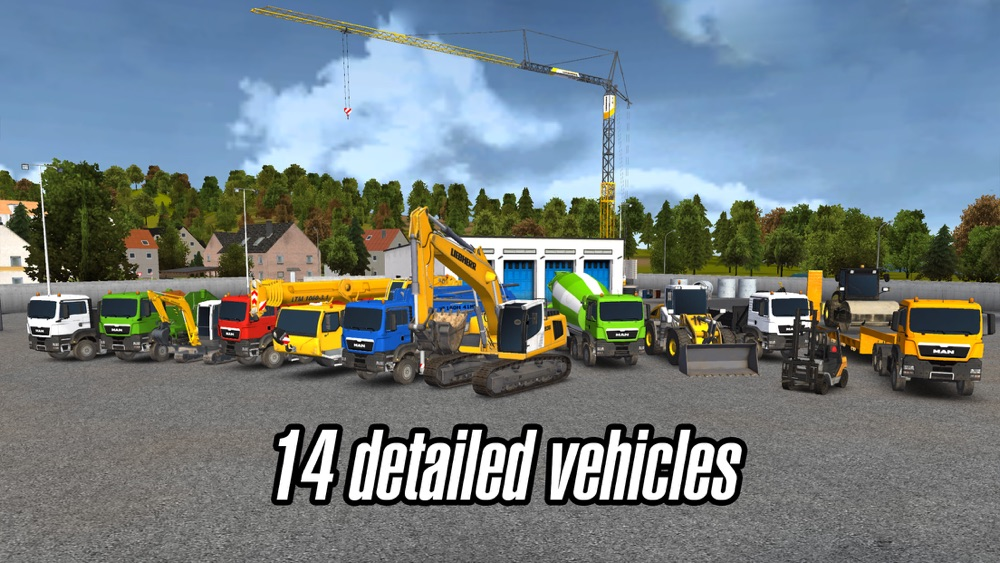 Construction Simulator 2014 hack tool