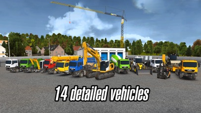 download Construction Simulator 2014 apps 3