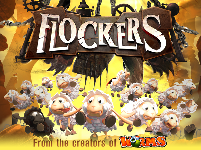 ‎Flockers Screenshot