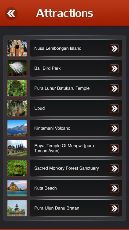 Bali Tourism Guide screenshot-2