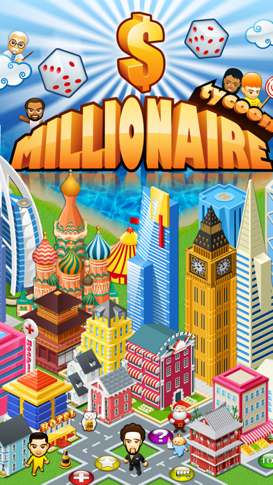 MILLIONAIRE TYCOON™ : Free Realestate Trading Strategy Board Game screenshot one