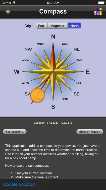Compass screenshot-3