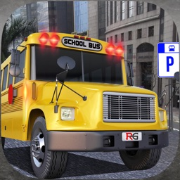 Multilevel School-Bus Driver: A Multi-Storey Parking Simulator