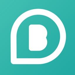BubbleText Keyboard: Message & Type in Bubbles
