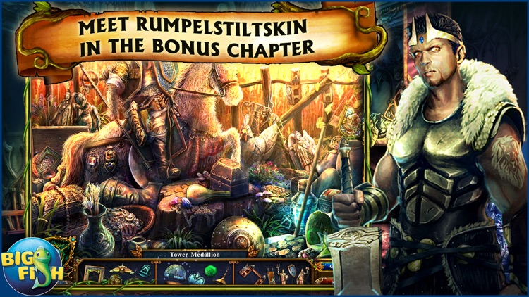 Dark Parables: Jack and the Sky Kingdom - A Hidden Object Fairy Tale screenshot-3