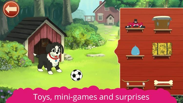 Peppy Pals Farm - Friendship Adventure Free screenshot-3
