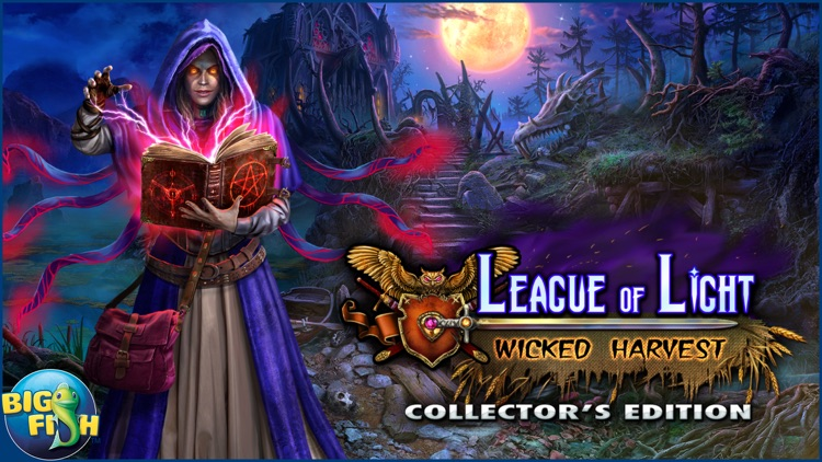 League of Light: Wicked Harvest Collector's Edition screenshot-4
