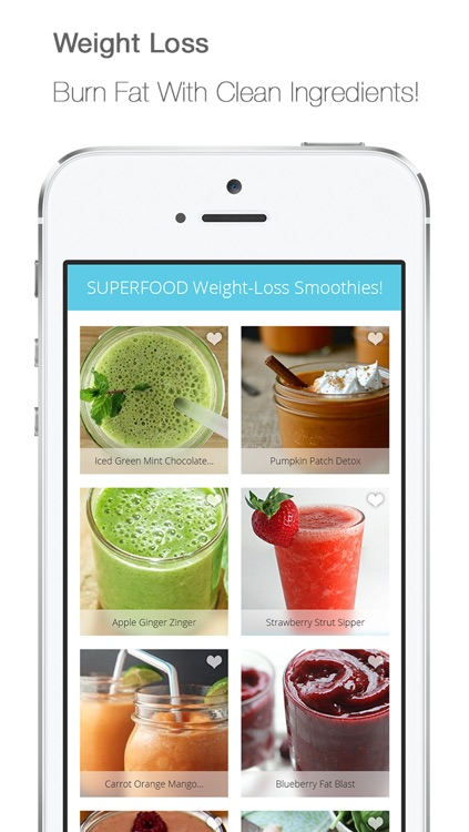 PRO! WeightLoss Smoothies for Healthy Living, Nutrition, Protein, Fitness and Strength Building screenshot-0