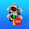 Ôn thi lý thuyết bằng lái ô tô 450 câu