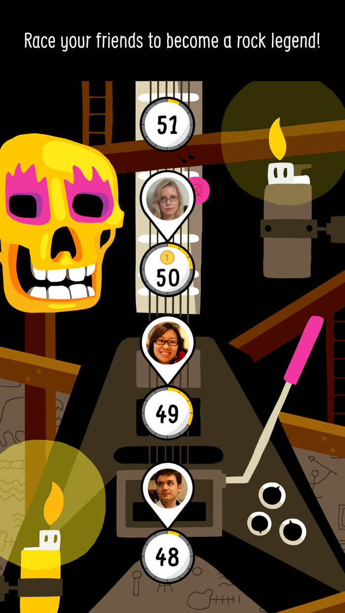 Rock On - A SongPop Adventure Screenshot