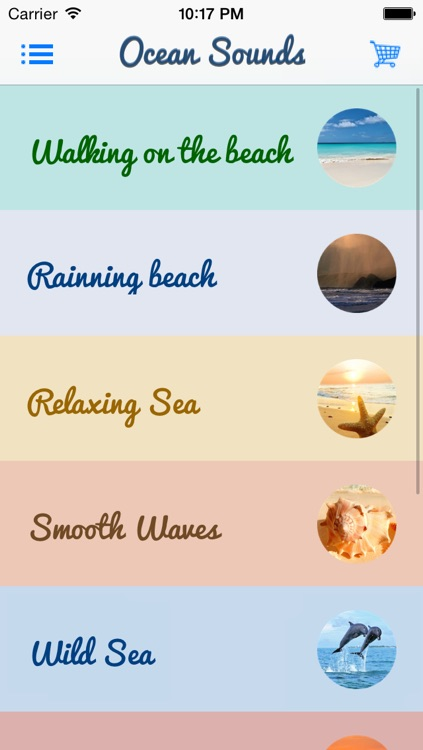 Ocean Sound for Sleep and Meditation screenshot-4