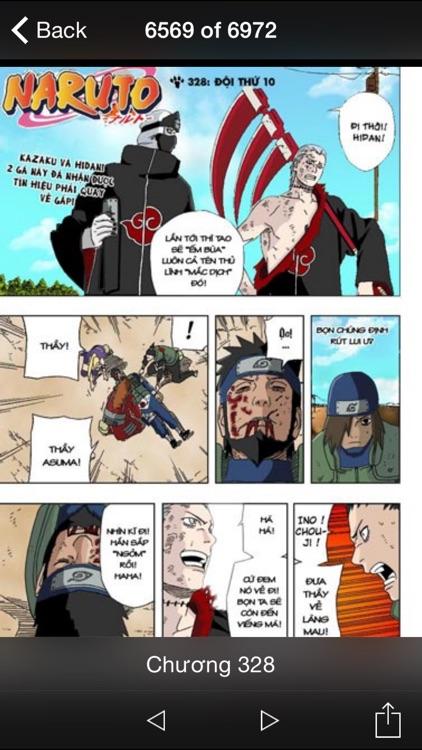 Naruto 1 - Đọc Truyện Tranh Offline screenshot-4