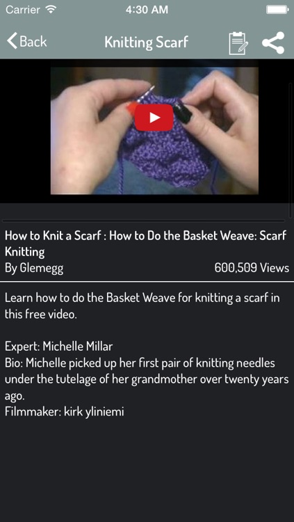 How To Knit - Knitting Guide