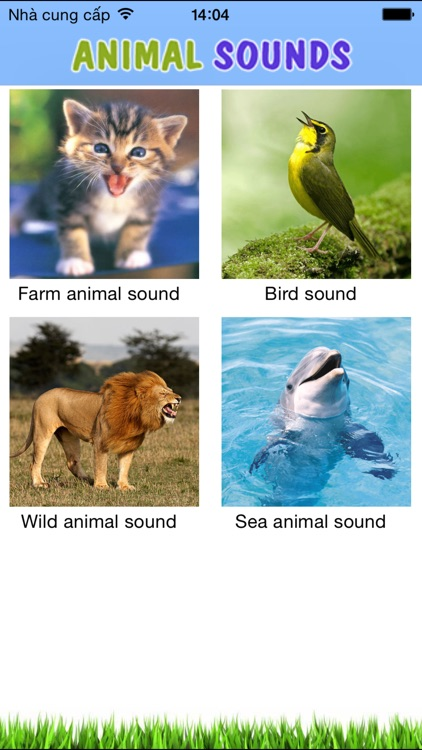 Best animal sound for kids