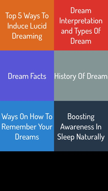 Dream Meanings - Dream Interpretation & Meaning Of Dreams