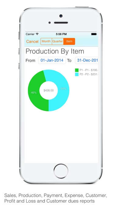 Factory Manager Pro : for Manufacturer with multi location inventory-3