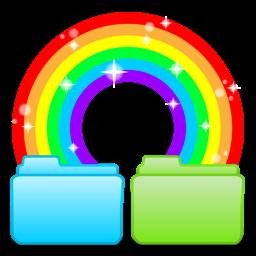 Ícone do app Foldery