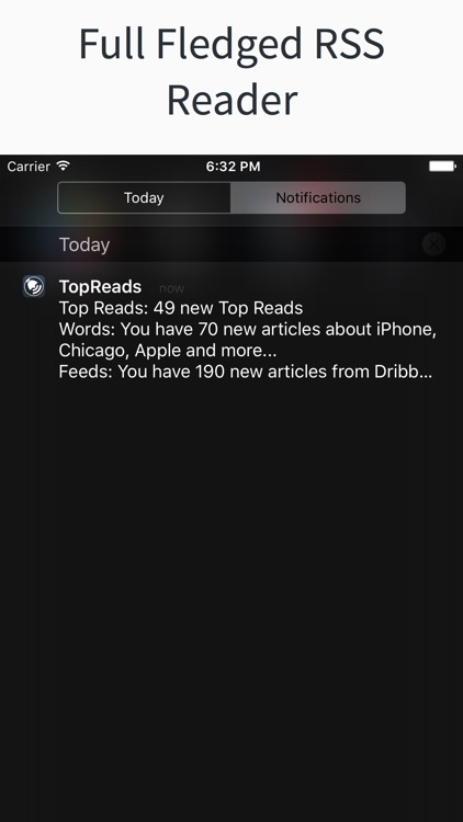 Top Reads - The Learning RSS Reader screenshot-3
