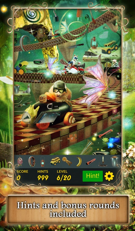Hidden Object - Furball Adventures! screenshot-3