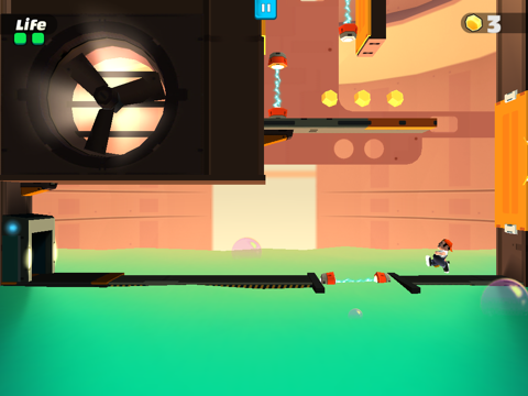 Screenshot #5 pour One Up Lemonade Rush!