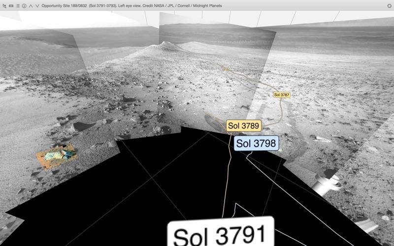 Midnight Planets Screenshot