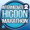 Hal Higdon Marathon Training Program - Intermediate 2