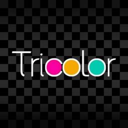 Tricolor - 3 colors puzzle -