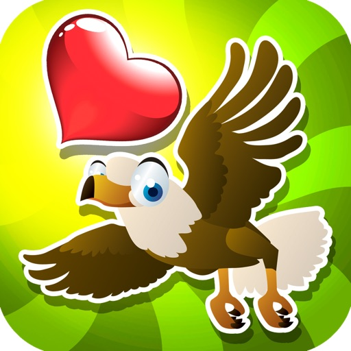 American Bird Match Free Game icon
