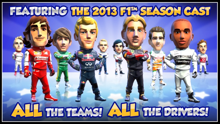 F1 Race Stars™ screenshot-2