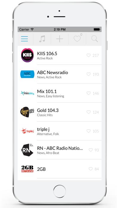 Top 10 Apps like Australia Radios (Radio Aussie FM