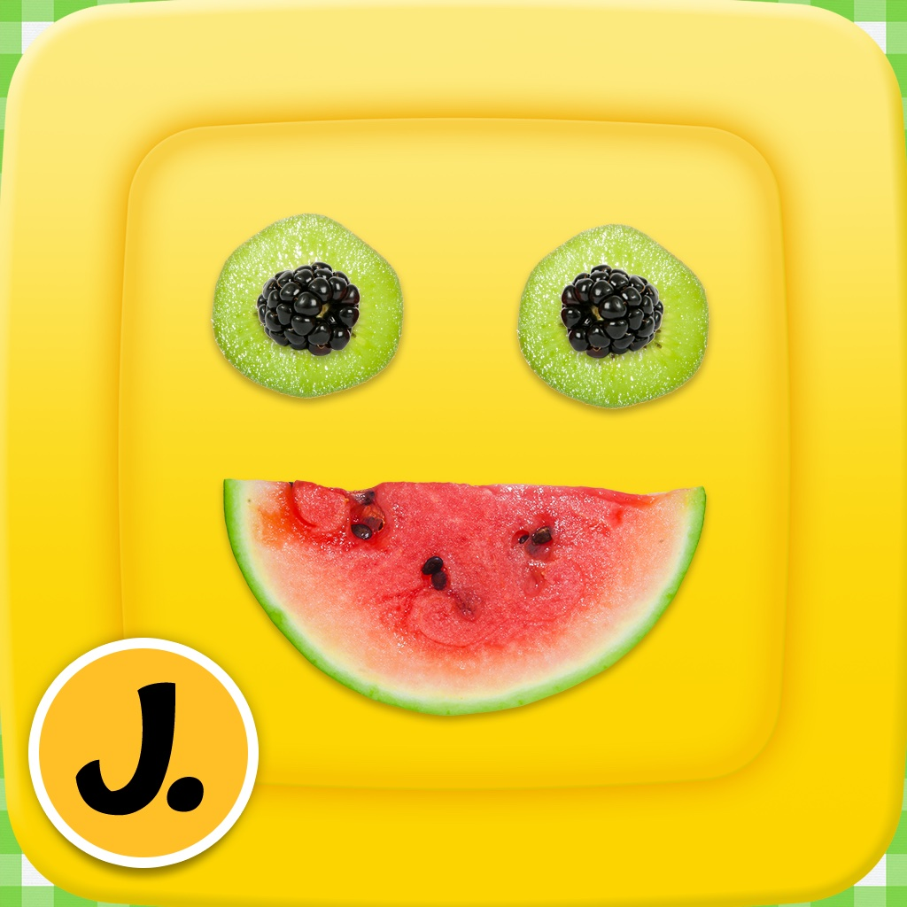 Cute Food - Creative Fun with Fruits and Vegetables, Healthy and Funny Meals for Kids - Free