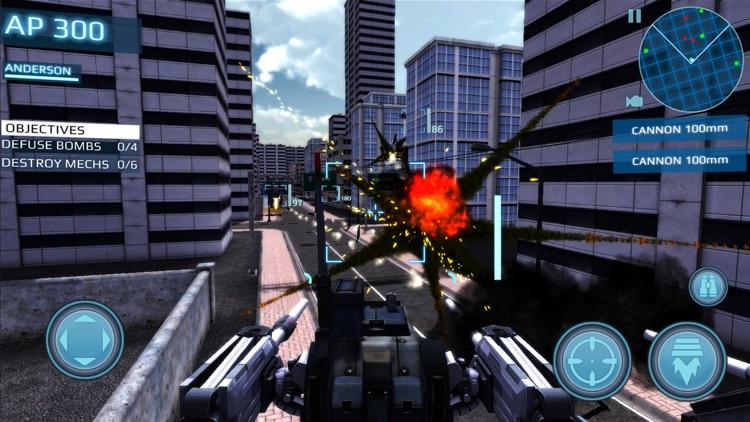 MetalWars3 screenshot-3