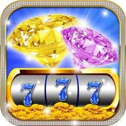 Monte Carlo Double Diamonds Slots FREE- Win Mega Bonus Game in