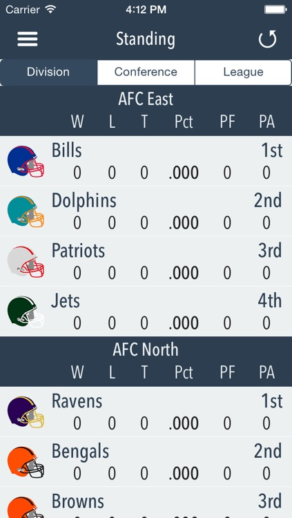 Predictor - American Football 2014 screenshot-4