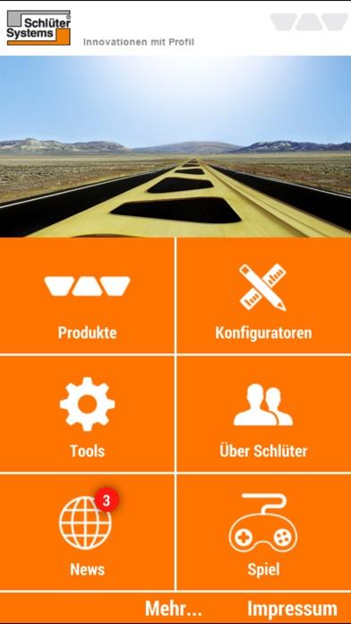 Schlüter-SystemsScreenshot von 1