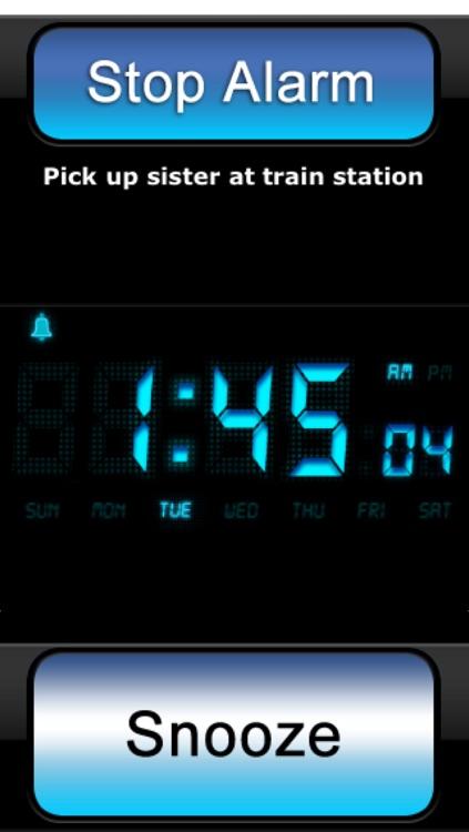 Alarm Clock - Best Alarm Clock HD screenshot-3