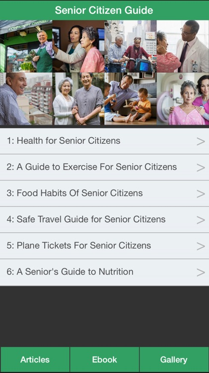 Senior Citizen Guide - A Living Guide To Life Planning For Senior Citizen !