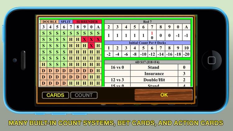 Blackjack 21 Professional Simulator (21 Pro Sim) (Vegas Casino Fun)