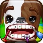 'Un diente de leche animal doméstico del perrito Vet- Granja Animal Dentista Juego icon
