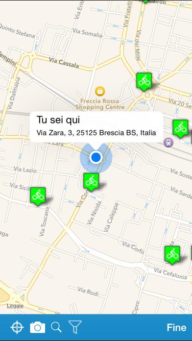 Screenshot of BiciMia4