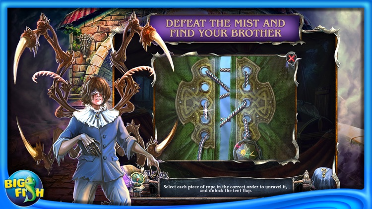 Bridge to Another World: Burnt Dreams - Hidden Objects, Adventure & Mystery (Full) screenshot-2