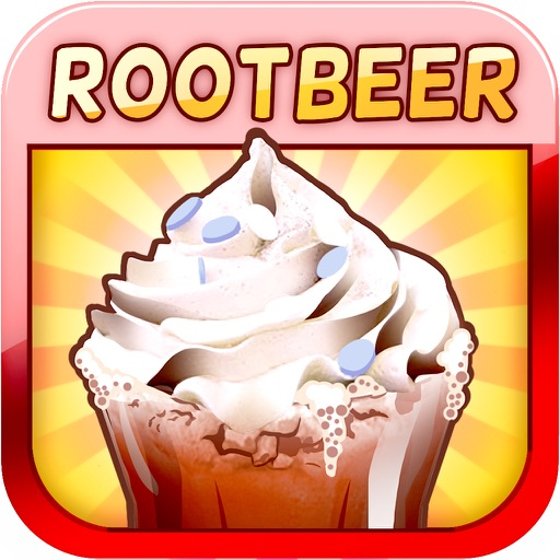 Awesome Root Beer Float Soda Pop Maker icon