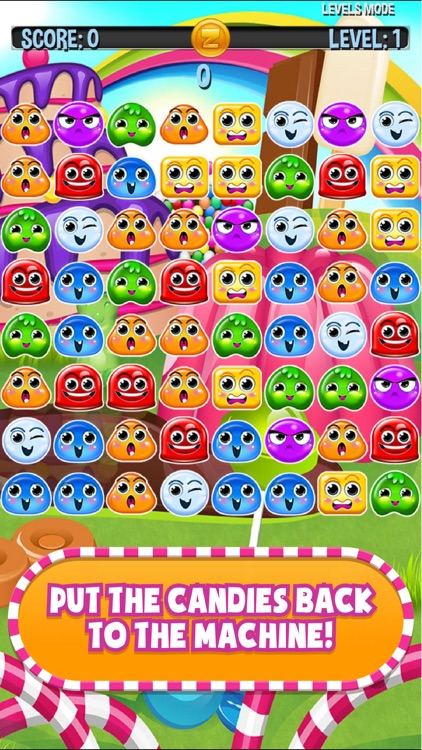 Gummy Jelly Jam Heroes! Sweet Bubble Popping Match Game - Full Version