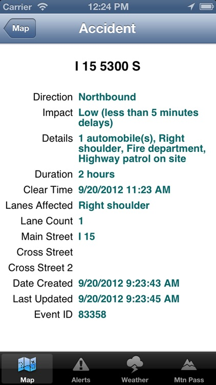 UDOT Traffic screenshot-2